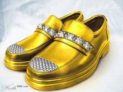 le chaussure le plus cher du monde attention ses yeux. Black Bedroom Furniture Sets. Home Design Ideas